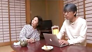 Japanese chick needs to fuck bigcock her step mom