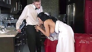 Cock lover sluts suck and fuck in group