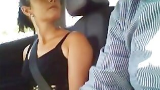 StreetYoung Natural Latina fucked for her tits