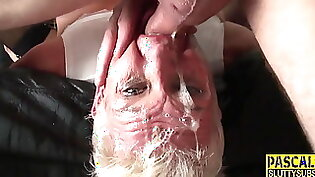 Amature wet pussies in mature woman