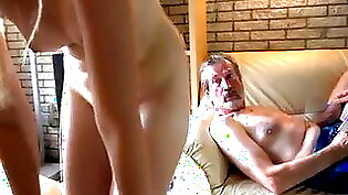 ARMADA BLONDE Tamilya thais dripping wet before our party