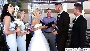 Sherry Dee In Fake Husband Marriage