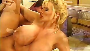 busty doll in two - short, hard.