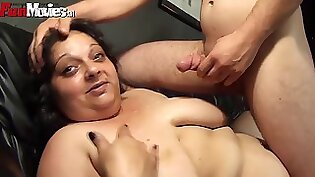 Chubby and amateur Mature With Very Huge Natural Tits