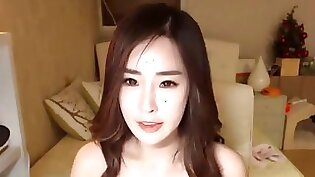 Horny Strip Model Fists Footage on Webcam