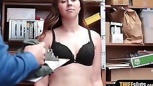 Pretty Teen Punished By Her Black Bull