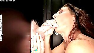 Busty Swallowing Glory Lynn Has A Private Sex Tape