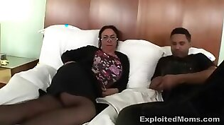 Exceptional busty ebony gets creamp