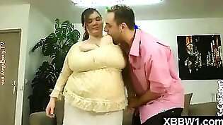 BBW Gives Legal Hardcore Fun While The Matures Are Out
