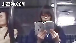 Bus sex with Schoolgirl that is EXCITiva
