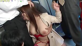 Perverted bus driver gets
