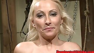 Mature Soothsayer in stockings screwed for carvvvc