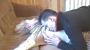 Hot Small Tits Russian Girl fucked by a Re In Contractors hard drink