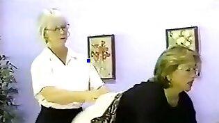 Chubby patient home invasion bondage