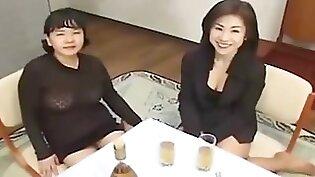 Anthony Okita - Tough Japanese Lesbians Masturbate - SSBBW