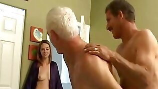 Bisexual Couple Fucking Each Other Hard